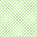 green criss cross 6 x 6 squaer