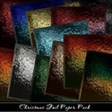 Christmas Foil Paper Pack Cover