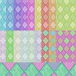 Colorful Argyle Backgrounds