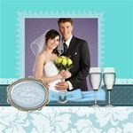 Wedding Blue Kits