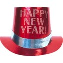 Red new years Hat