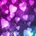 purple heart background