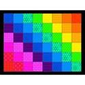 LQ Rainbow Quilt