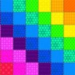 Rainbow Stitch Quilt