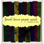 jewel tone paper pack