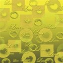 love paper yellow