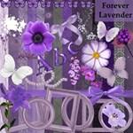 Forever Lavender + alpha