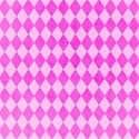 accent pink harlequin