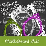Chalk Board Kit