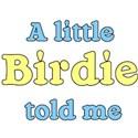 text birdie