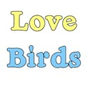 text love birds