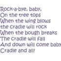 Rock a Bye Baby 2