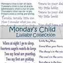 Mondays Child preview copy