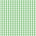 gingham green