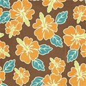 Large Floral Background