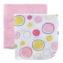 washcloths pink