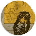 Owl Tag - Shadow