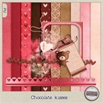 chocolate kisses - free for limited time