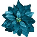 poinsetta blue