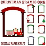 Christmas Frames 1