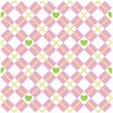 Grapefruit Argyle