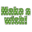 text wish