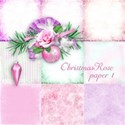 00 chey0kota_ChristmasRose_Paper 01 Preview blog