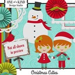 Christmas Cuties ~ Free for a limited time!