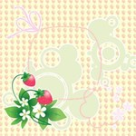 Strawberry Theme kits