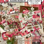 Blushing Orchids Kit ~ FREE for a Limited Time!