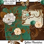 Golden Flourishes Kit