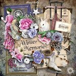 Winter Memories ~ Vintage