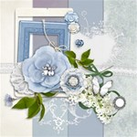 Color Collection ~ Dusty Blue