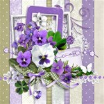 Color Collection ~ Violet