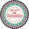 Be My Valentine Tag