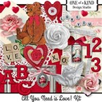 All You Need is Love Kit