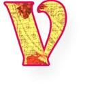 v lower