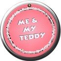 me & my teddy tag