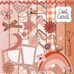 Color Splash - Cool Coral