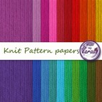 Knit Textured Papers