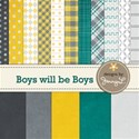 PREVIEW Boys will be boys paper