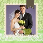 Wedding Green THEME Kits