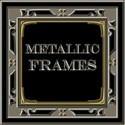 Metallic Frames Cover