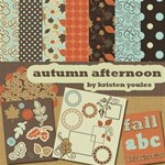 Autumn Afternoon + 20 pages
