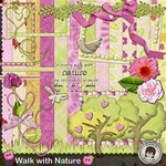 *Walk with Nature*  with 25 pages