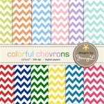 Colorful Chevron!
