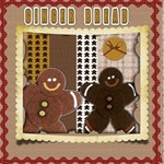 Country Christmas Add on- GIngerbread-