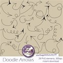 Doodle-Arrows-preview