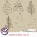 christmas-trees-clip-art