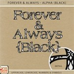 Forever and Always - Alpha Set 2